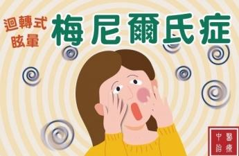 【梅尼爾氏症(眩暈)】 總院長陳建輝