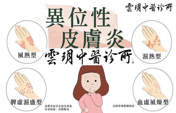 【異位性皮膚炎】盧彥芝醫師-中醫治療皮膚恢復健康!